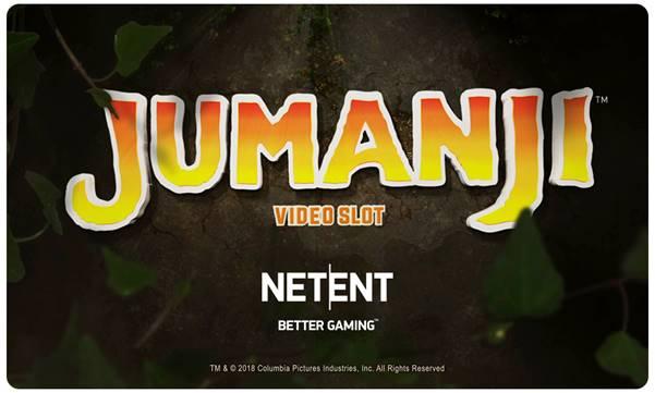 jumanji från netent