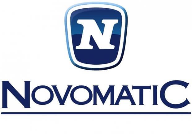 novomatic logo