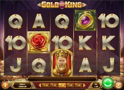 gold king slot