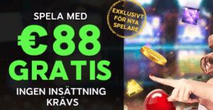 888 casino bonus utan insättning