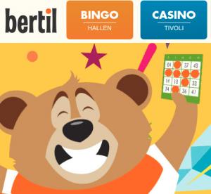 Bertil Casino och bingo