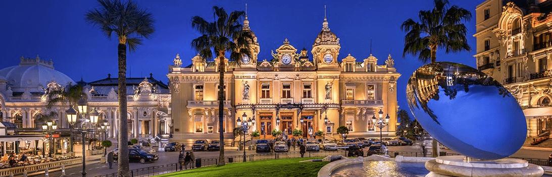 Casinot i Monte Carlo är ett av världens mest kända.