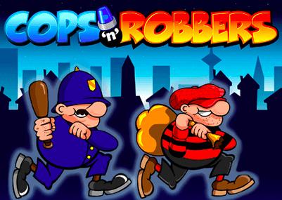 copsn robbers slot