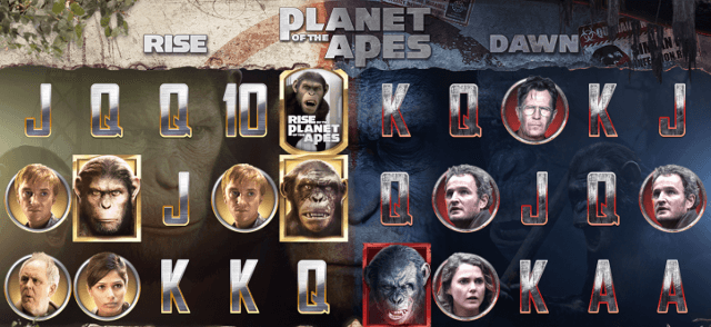 planet of the apes hjul