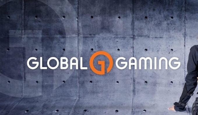 Global Gaming logo