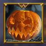 Halloween Jack pumpa