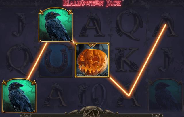 Halloween Jack hjul