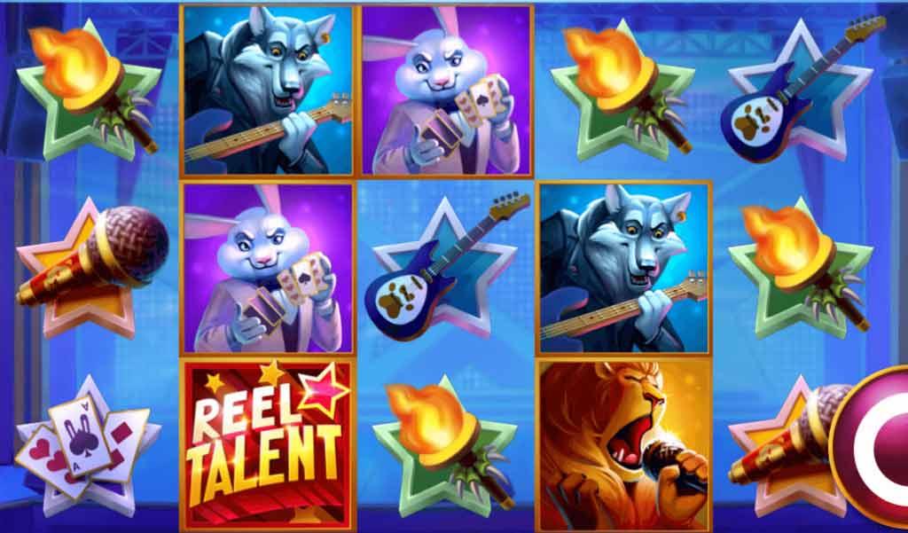 Reel Talent hjul