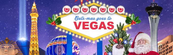 Guts tävling Las Vegas