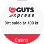 Guts Xpress casino