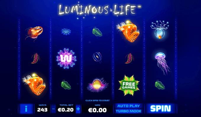 Luminous Life hjul