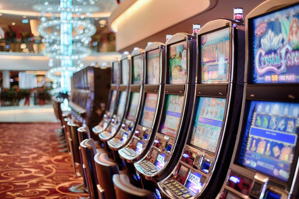Spelautomater spelberoende