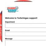 TurboVegas Casino chatt