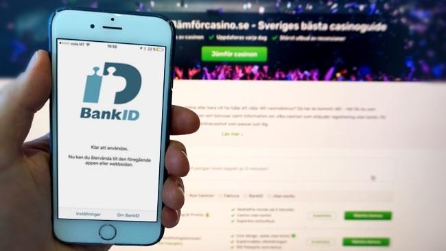 Populära Casino med bankID verifiering 2020