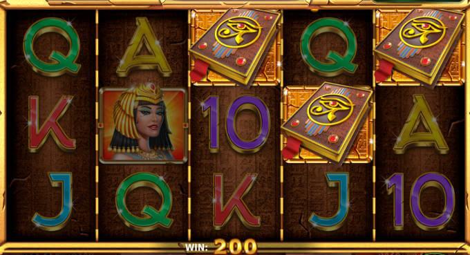 Book of Cleopatra slot