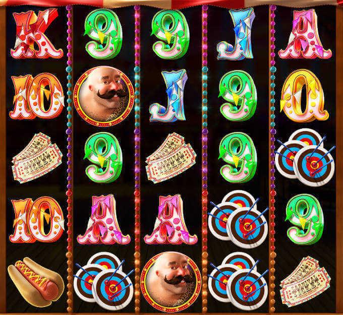 Buster Hammer Carnival hjul