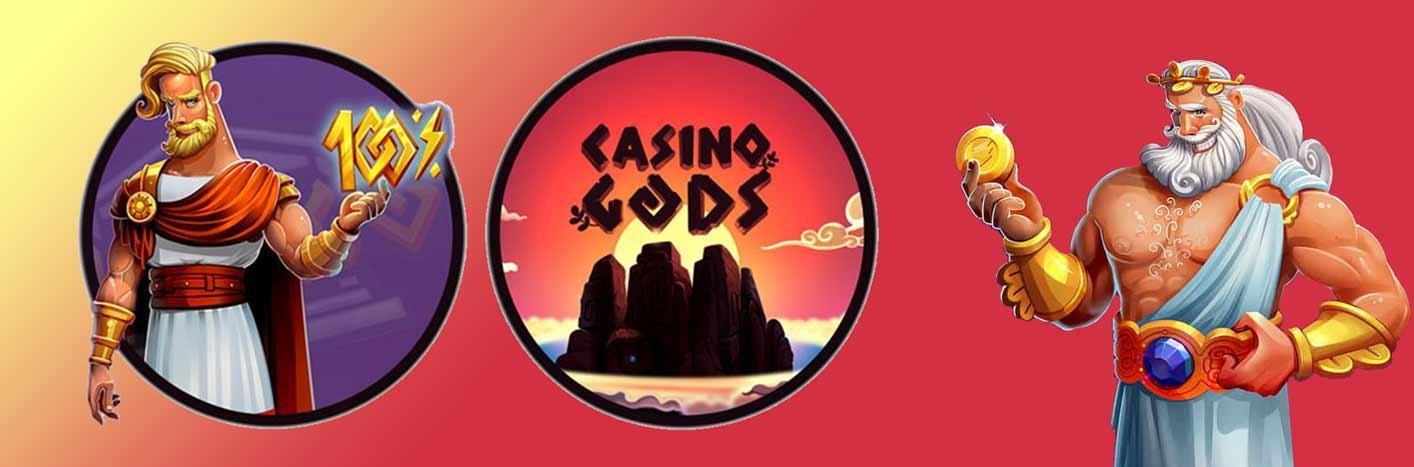 Casino gods karaktärer