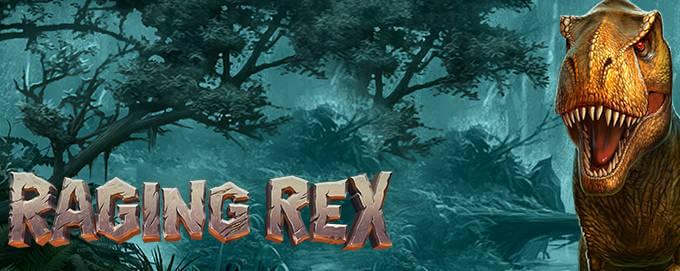 Raging Rex grafik