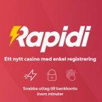 Rapidi Casino
