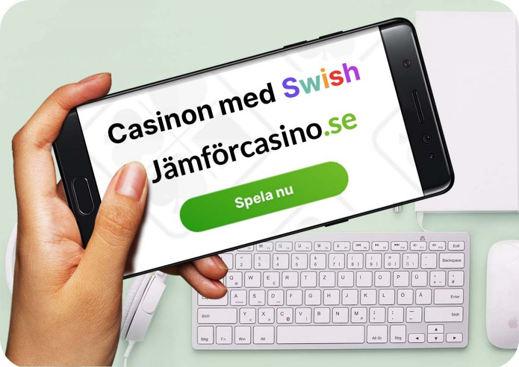 Hos jämförcasino.se hittar du en uppdaterad lista på bästa casino med Swish och bonus.