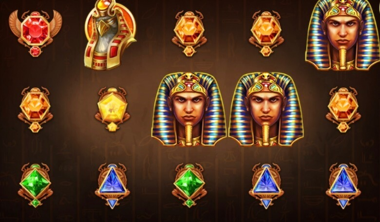 King of Kings symboler