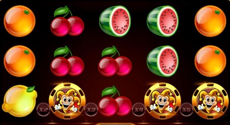 Joker Millions symboler