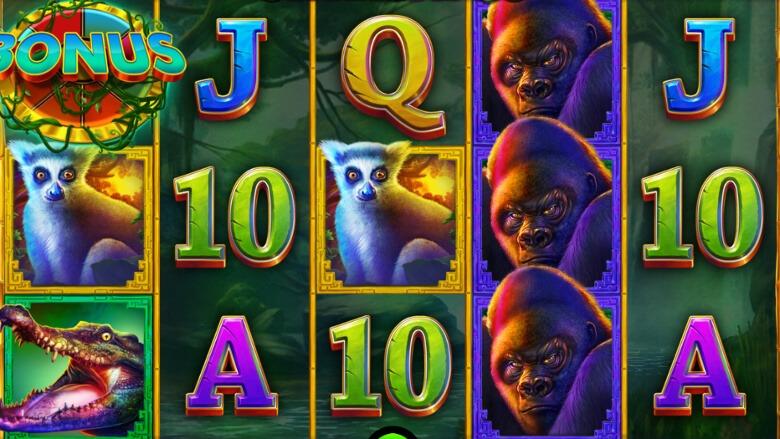 Wild Ape symboler