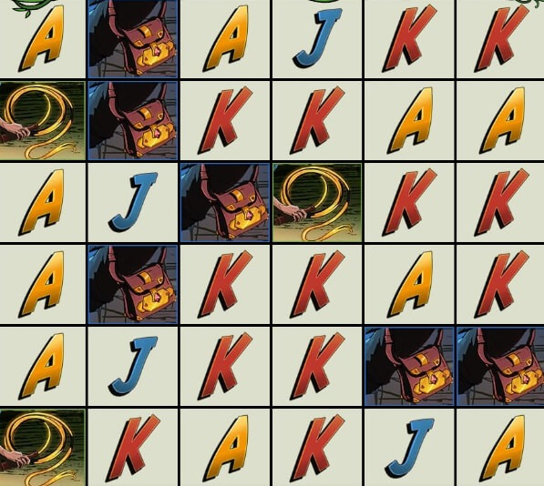 Jackpot Quest symboler