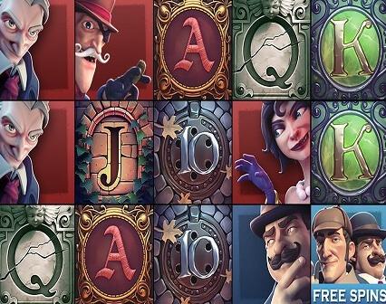 Sherlock of London symboler