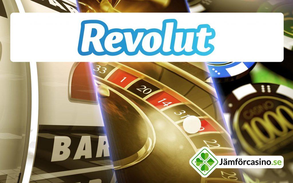 spela online på Revolut Casino