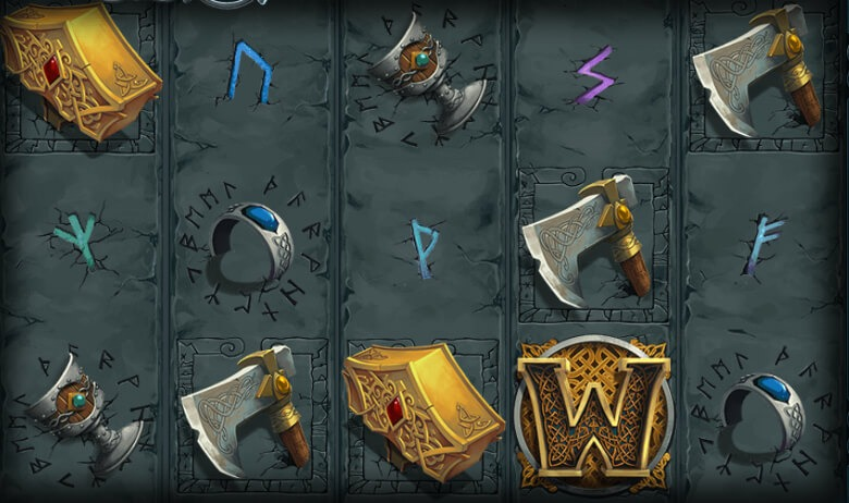 Thor: Hammer Time symboler