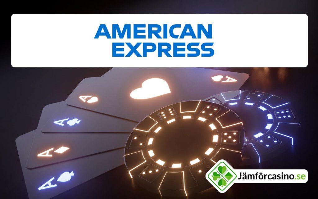 Spela american express casino online - amex