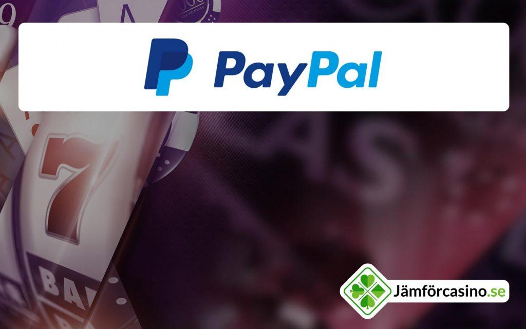 Spela paypal casino online