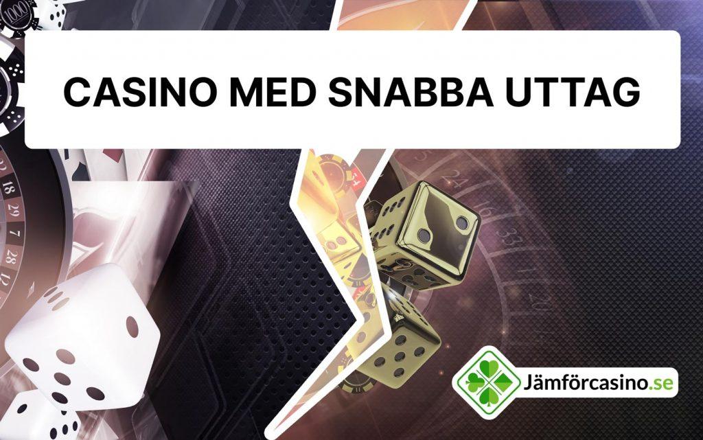 spela casino med snabb utbetalning