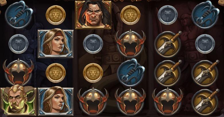 Conan symboler