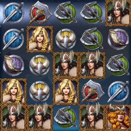 Troll Hunters 2 symboler