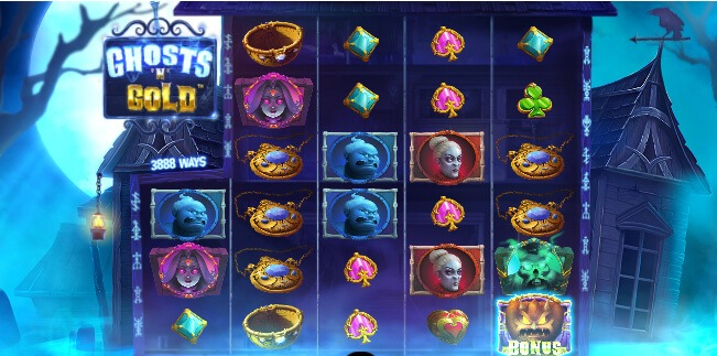 Ghosts 'N' Gold symboler