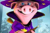 The Pig Wizard Megaways
