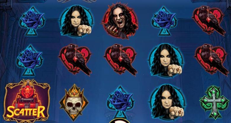 Ozzy Osbourne symboler