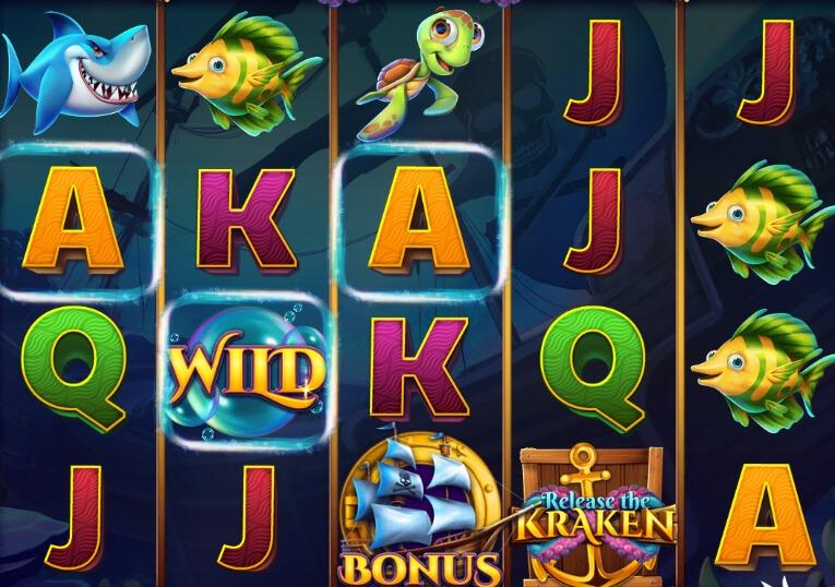 Release the Kraken symboler