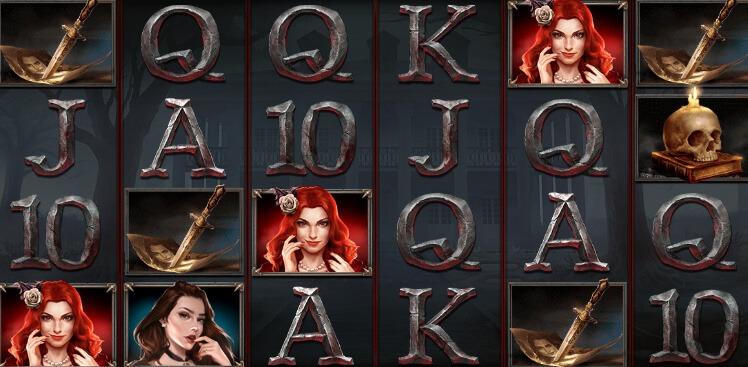 Wild Blood 2 symboler