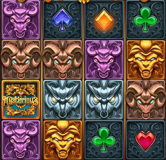 Mysterious symboler
