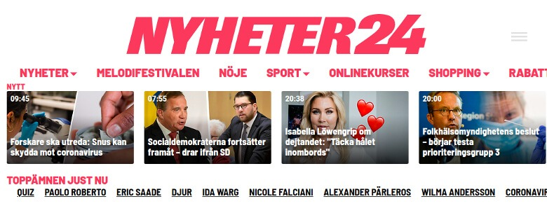 Nyheter24