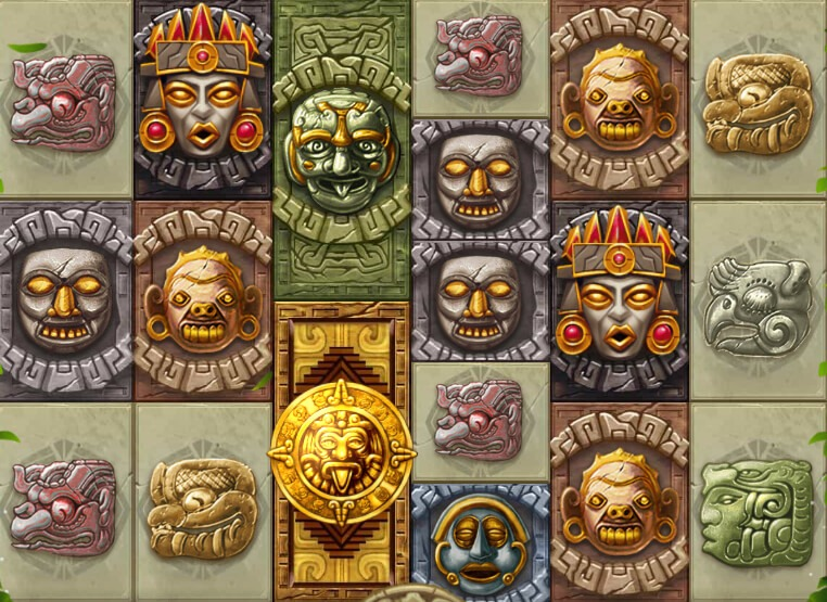 Gonzo's Quest Megaways symboler