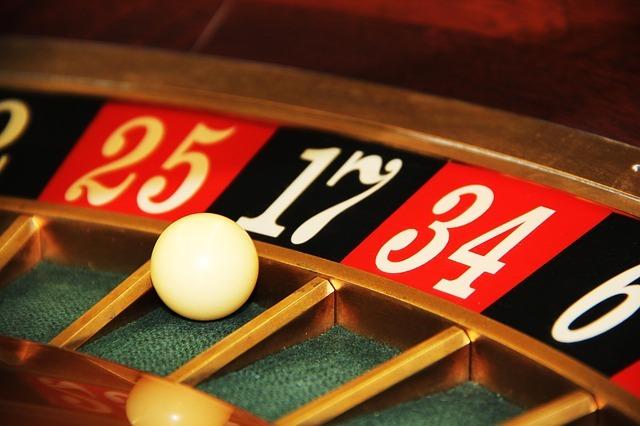 Bordsspel roulette
